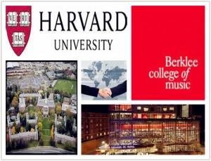 哈佛和伯克利音乐学院联合办学-五年制本硕连读音乐项目