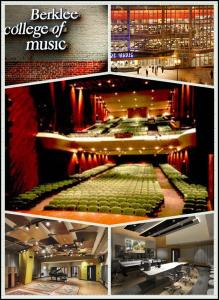 伯克利音乐学院与哈佛联合办学