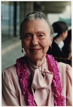 舞蹈系第一任系主任——玛莎·希尔